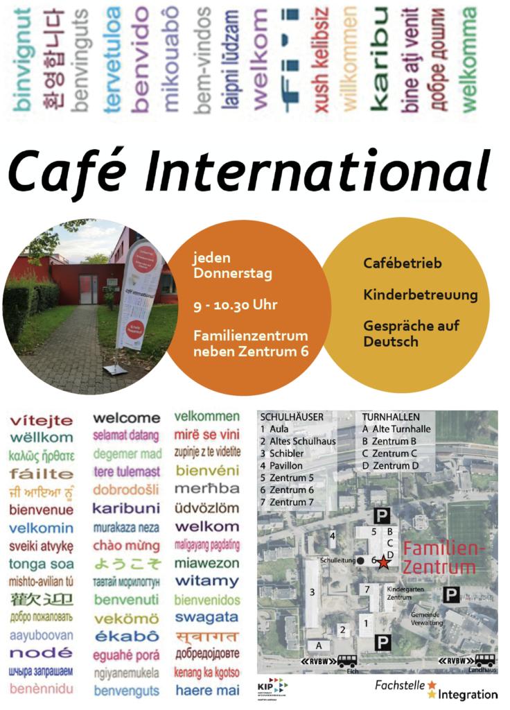 Café International - Fachstelle Integration